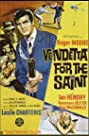 Vendetta for the Saint (1969) Poster