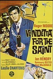 Vendetta for the Saint(1969) Poster - Movie Forum, Cast, Reviews