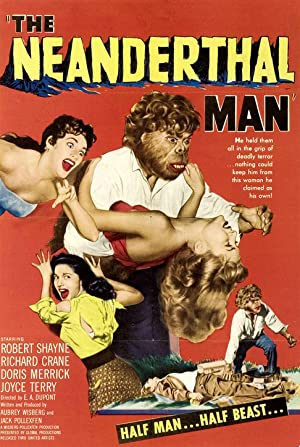 Movie The Neanderthal Man (1953)
