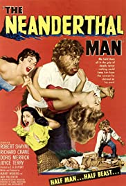 the neanderthal man 1953 trailer