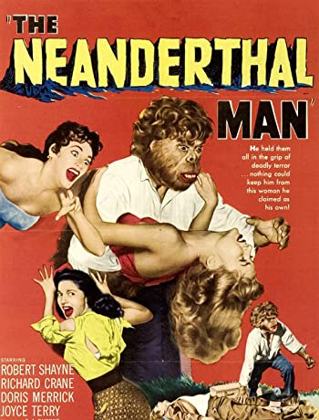 The Neanderthal Man (1953) 720p