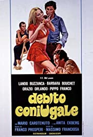 The Conjugal Debt Poster