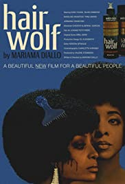 Hair Wolf Poster