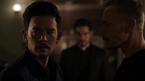 The Exorcist: Marcus Continues To Question Andy About His Wife's Death