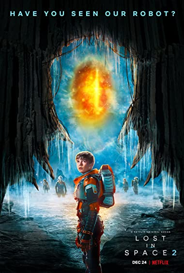 Lost in Space Season 02 Complete Hindi Dual Audio Episodes HDRip 720p 480p