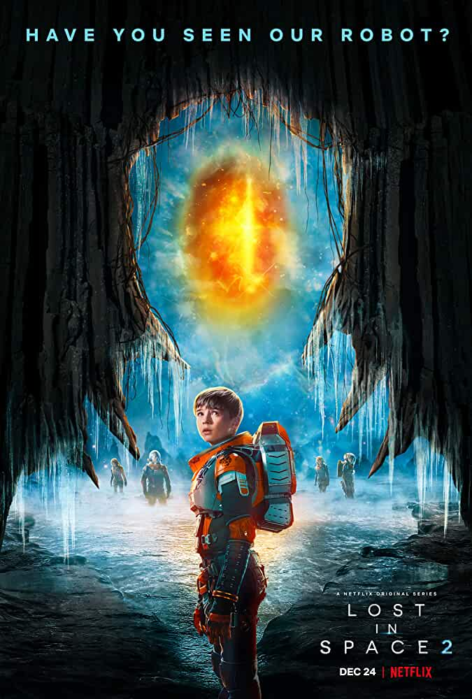 Lost in Space (2019) Season 2 Hindi Dubbed (Netflix)
