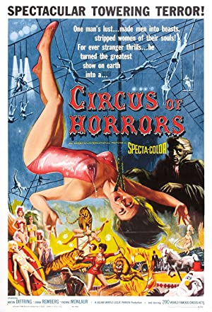 Where to stream Circus of Horrors