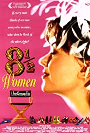 8 ½ Women (1999) Poster - Movie Forum, Cast, Reviews
