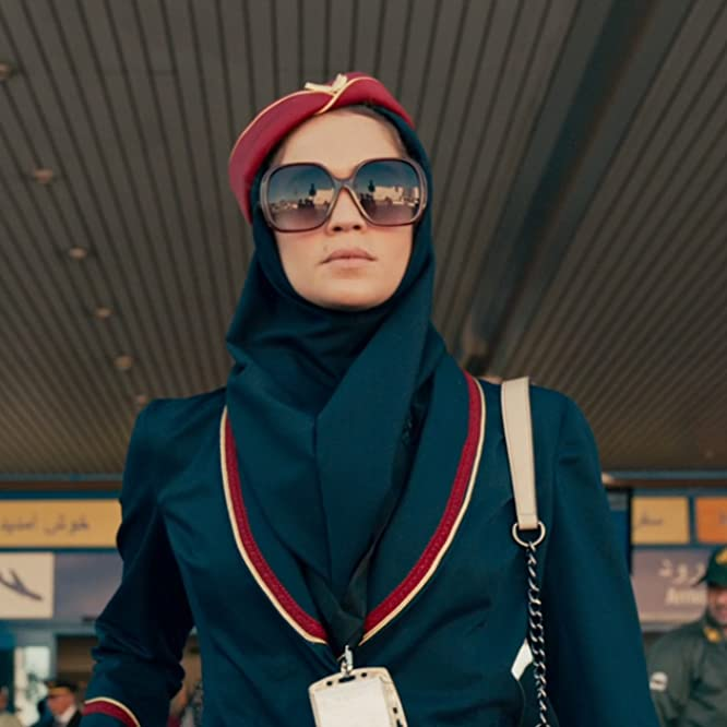 Niv Sultan in Tehran (2020)