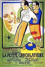 La petite chocolatière Poster