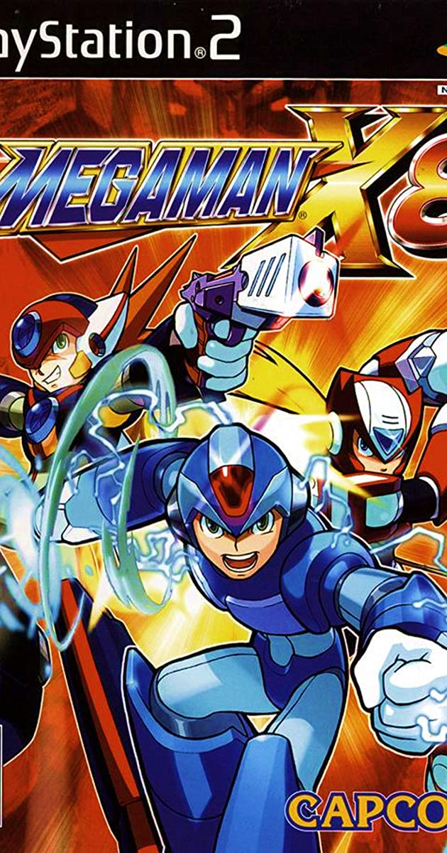 Mega Man X8 (Video Game 2004) - IMDb