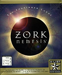 New english movies dvdrip download Zork: Nemesis by [720x320]
