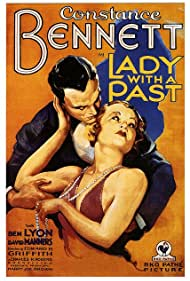 Lady with a Past (1932) Poster - Movie Forum, Cast, Reviews