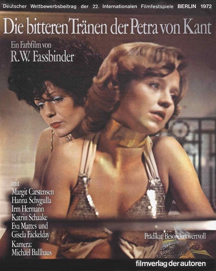 Die bitteren Tränen der Petra von Kant (1972)