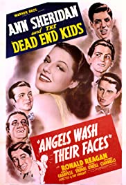 Angels Wash Their Faces Poster