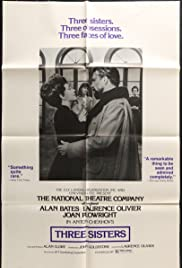 Three Sisters (1970) Poster - Movie Forum, Cast, Reviews