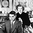 Cary Grant and Myrna Loy in Mr. Blandings Builds His Dream House (1948)