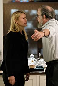 Claire Danes and Mandy Patinkin in Homeland (2011)