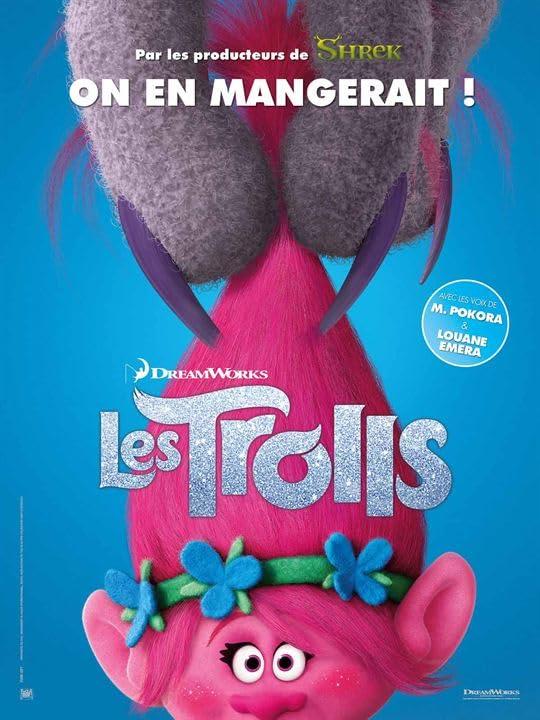 Trolls (2016) Hindi Dubbed