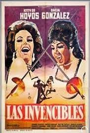 Las invencibles Poster
