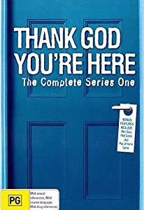 HD english movie trailer free download Thank God You're Here Australia [BDRip]
