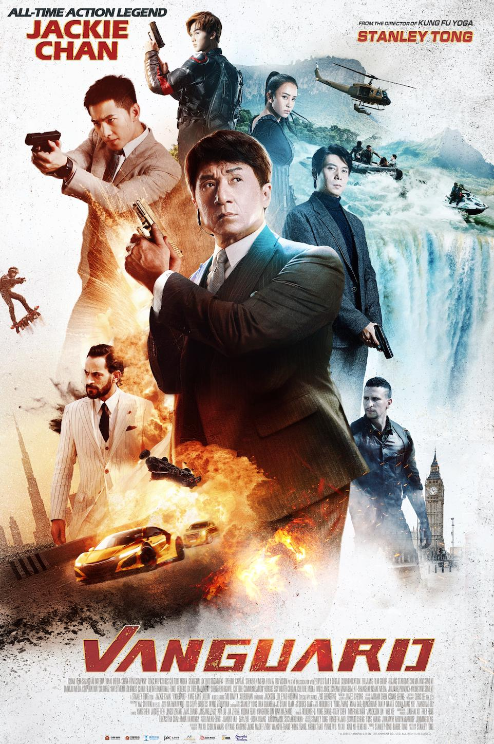 Vanguard (2020) Chinese HDRip 350MB Download