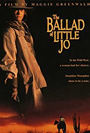 The Ballad of Little Jo Poster