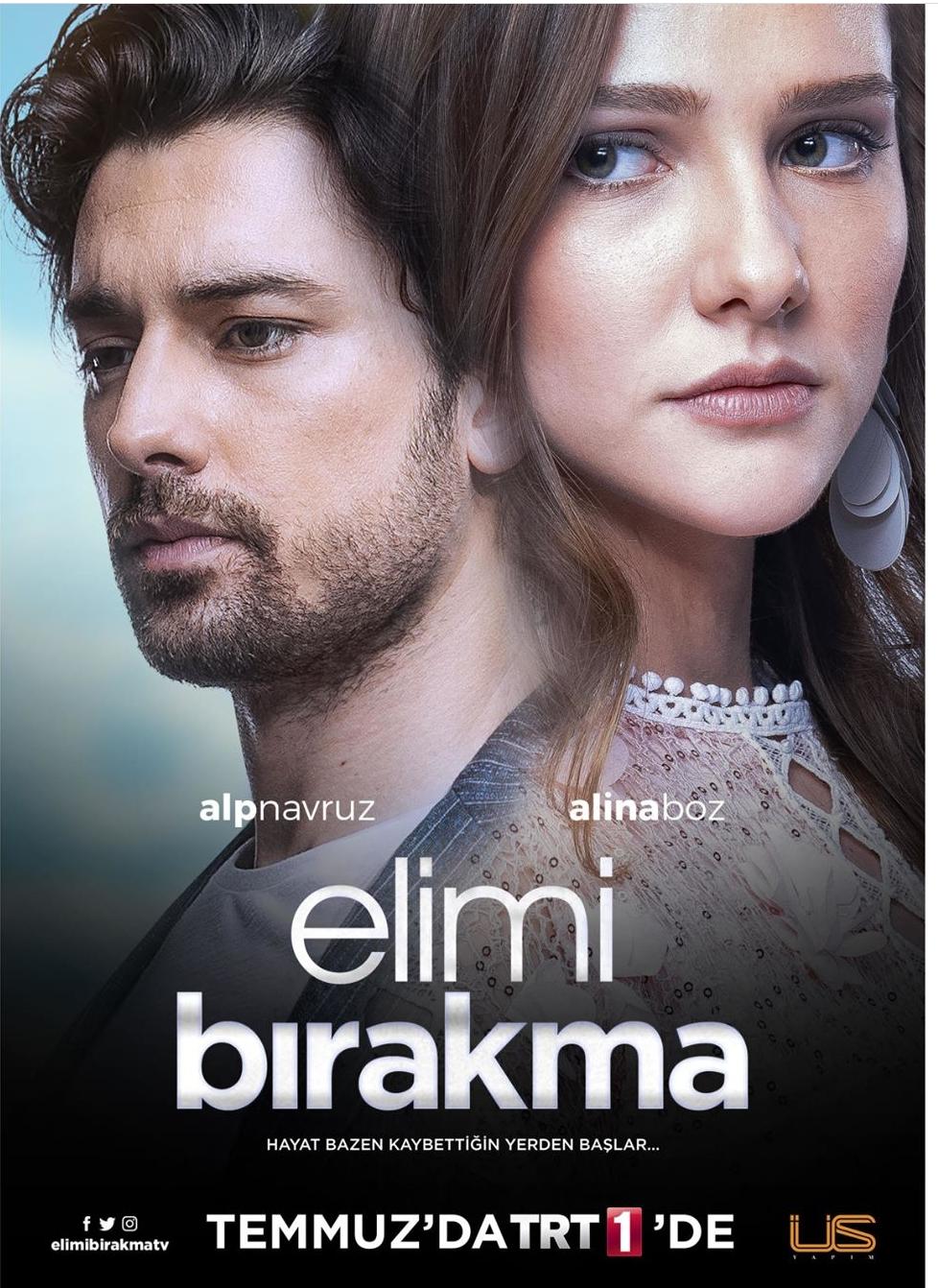 Elimi birakma (TV Series 2018– ) - IMDb