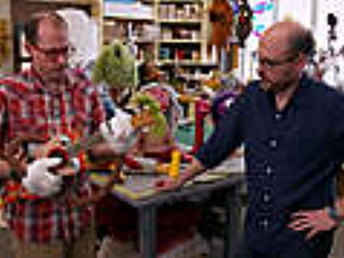 "Behind the Scenes of Mr. Pickle's Puppet Time on ""Kidding"""