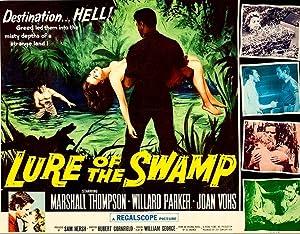 Film-Noir Lure of the Swamp Movie