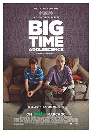 Watch Big Time Adolescence Full HD Free Online