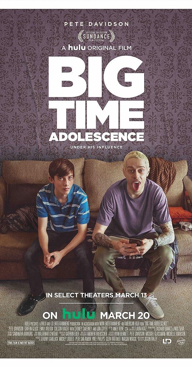 Big Time Adolescence (2019) - IMDb