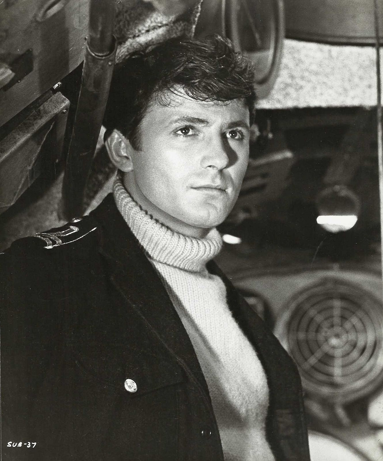 David Sumner in Submarine X-1 (1968)