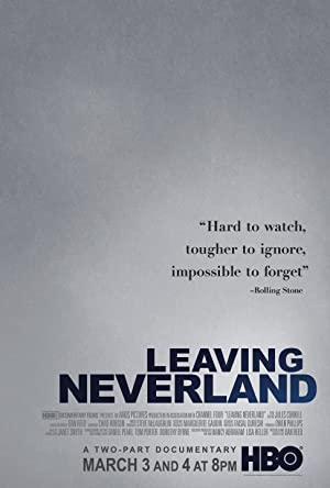 poster for Leaving Neverland