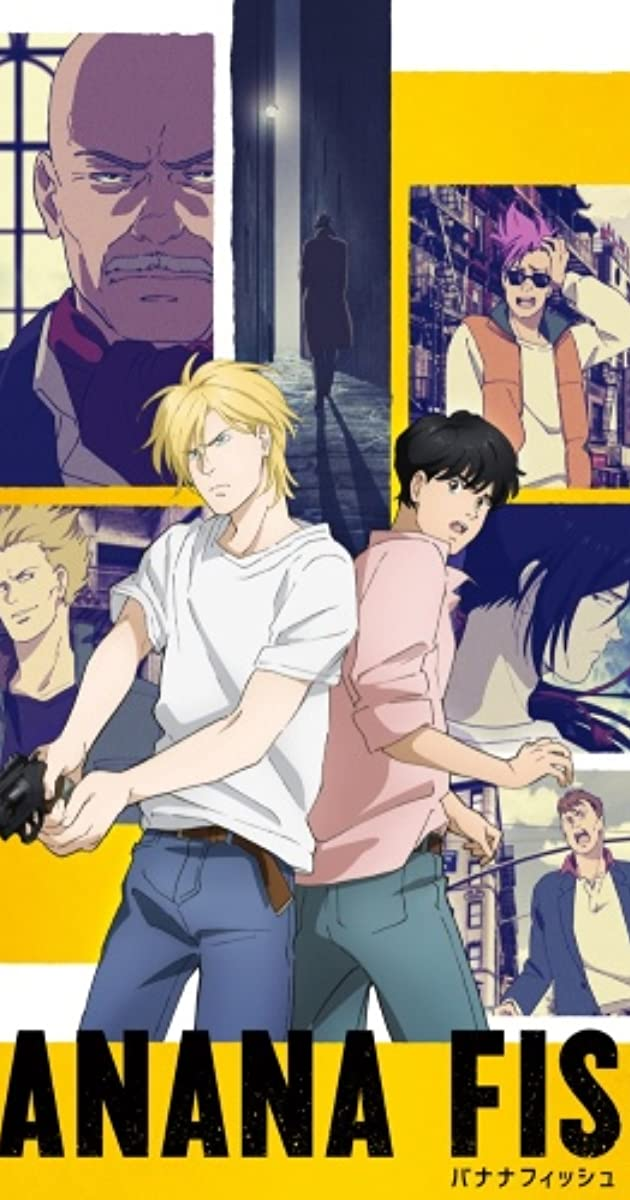 Download Banana Fish or watch streaming online complete episodes of  Season 1 in HD 720p 1080p using torrent