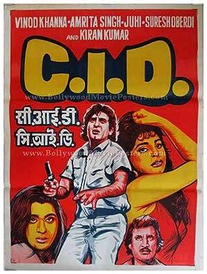 Vinod Khanna C.I.D. Movie