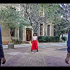 Naledi Ramphele, Matthew Rensburg, and Yasmin Hankel in A Hero's Counsel (2018)