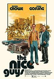 The Nice Guys: Meet the Nice Guys Poster