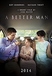 A Better Man Poster