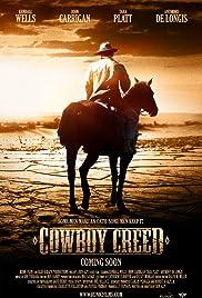 Cowboy Creed Poster