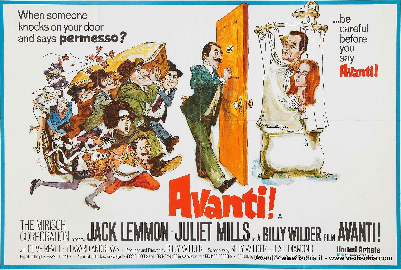 Avanti! (1972)
