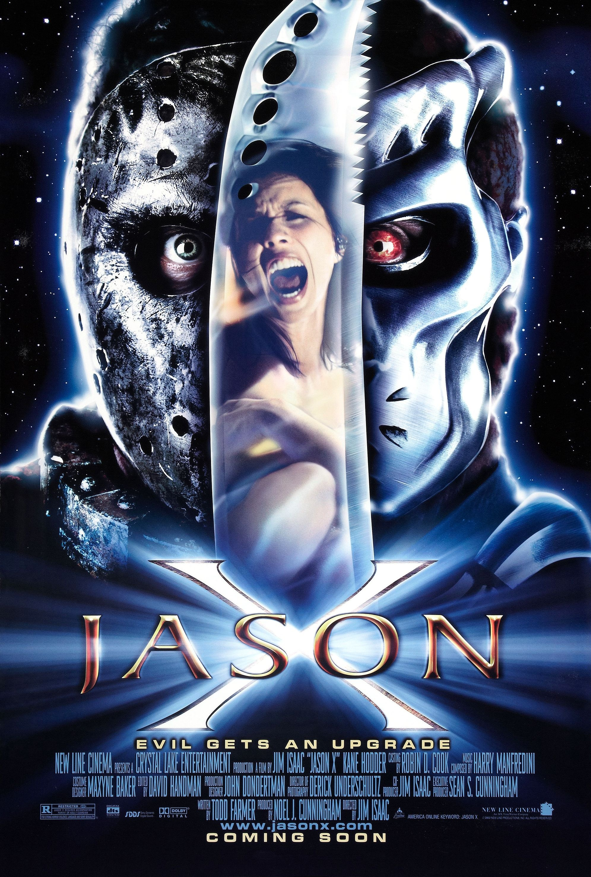 Jason X 2001 Hindi Dual Audio 720p BluRay ESubs 700MB Download