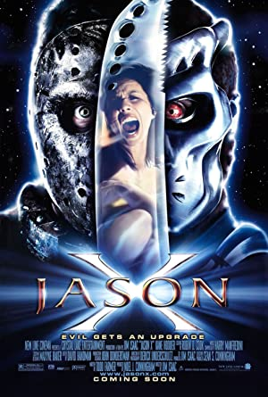 Movie Jason X (2001)