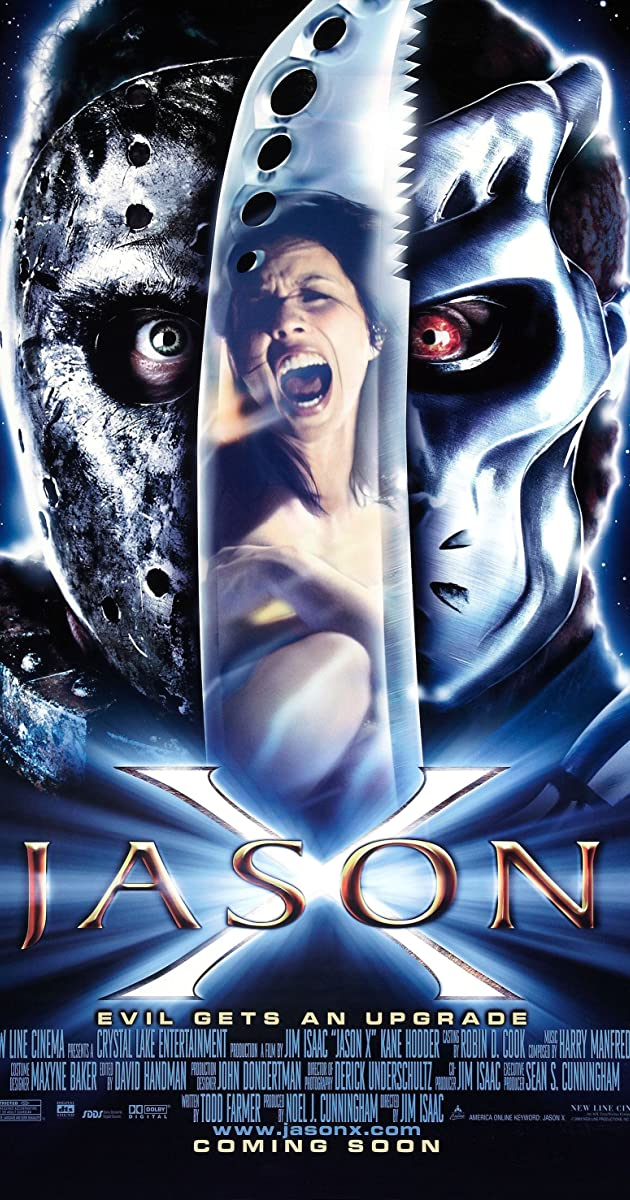 Subtitle of Jason X