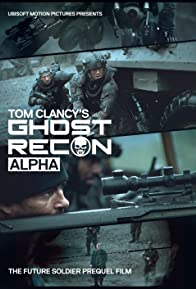 Primary photo for Ghost Recon: Alpha