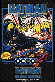 Batman: The Caped Crusader (1988)