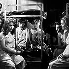 Jan Sterling, Ellen Corby, Marjorie Crossland, Olive Deering, Betty Garde, and Eleanor Parker in Caged (1950)