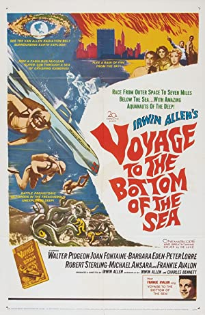 Voyage to the Bottom of the Sea Poster Image