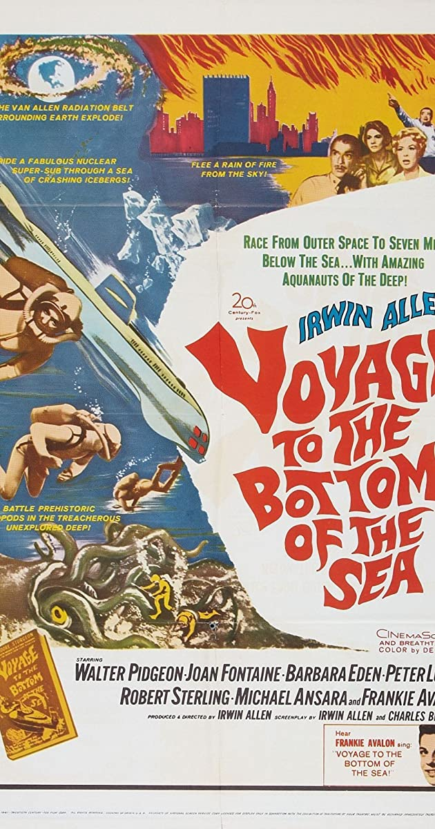Subtitle of Voyage to the Bottom of the Sea