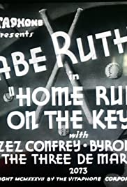 Home Run on the Keys Poster